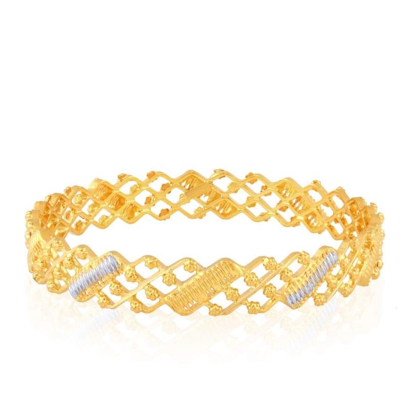 Malabar - Gold Bangle