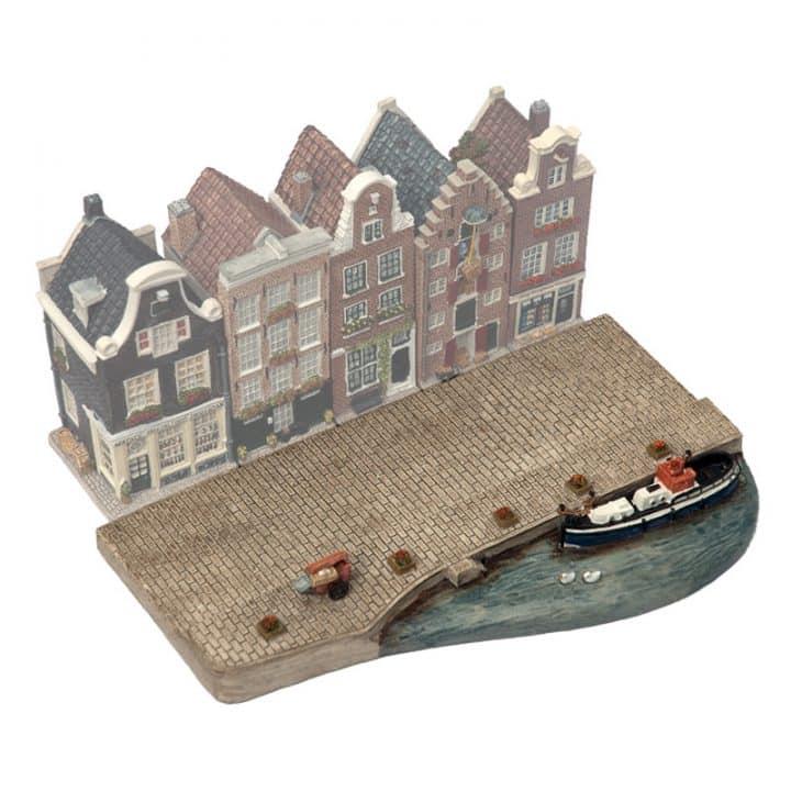 Amsterdam Canal - Kooijman