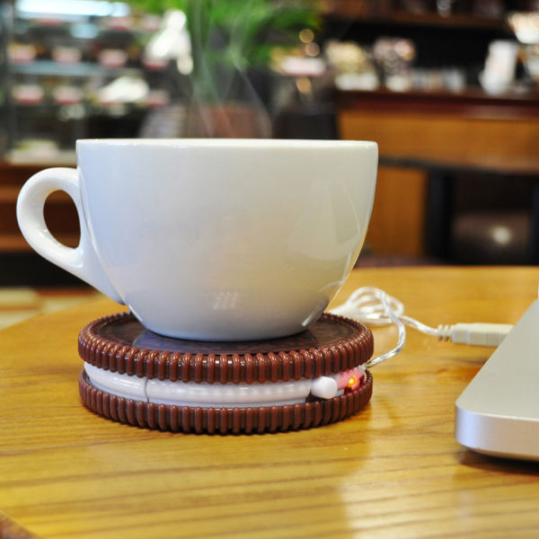 Hot Cookie USB Cup Warmer - IWOOT