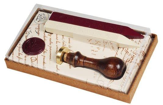 J. Herbin - Wax Seal Gift Box - Fleur de Lys