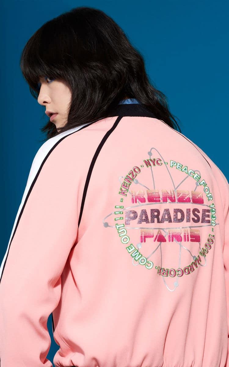 Kenzo Paris - Paradise Bomber Jacket