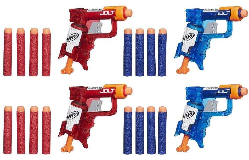 NERF N-Strike Elite Sonic Fire Sonic Ice Jolt Team Pack - Toys R Us