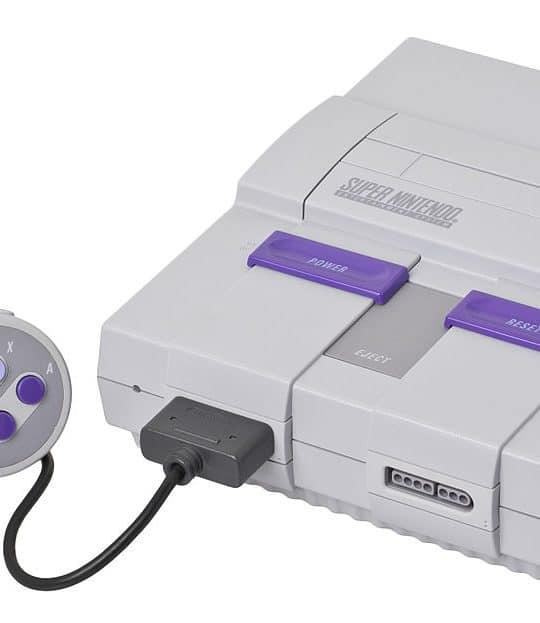 Super Nintendo Entertainment System Classic Edition1