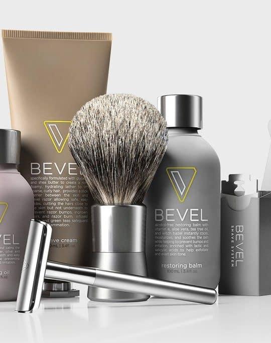 Bevel - Starter Kit for Shaving