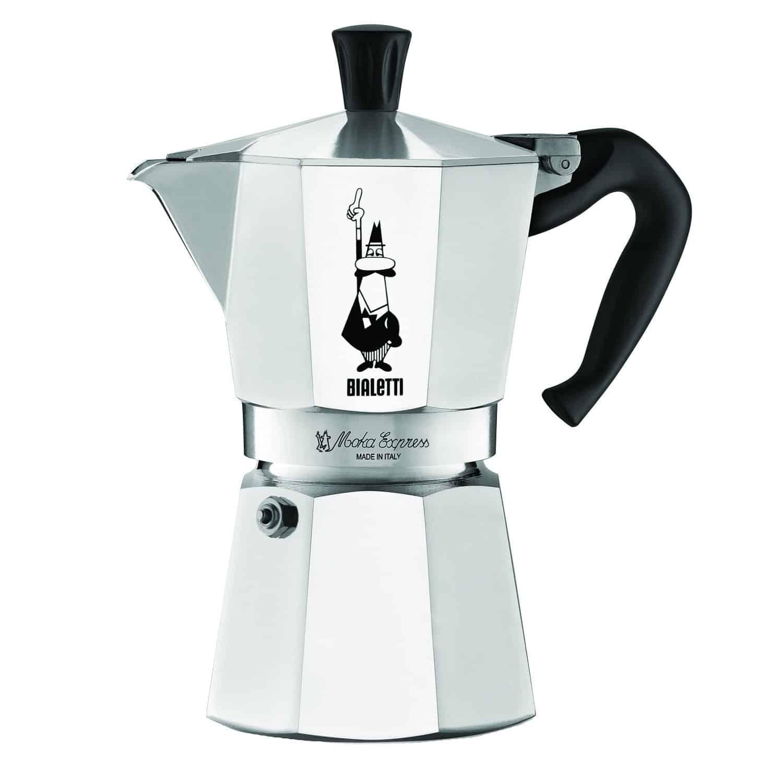 Bialetti - 6 Cup Stovetop Espresso Maker