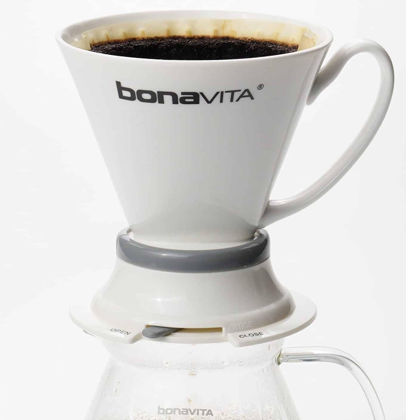 Bonavita - Wide Base Porcelain Immersion Dripper