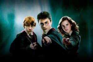 Harry Potter Blog Post